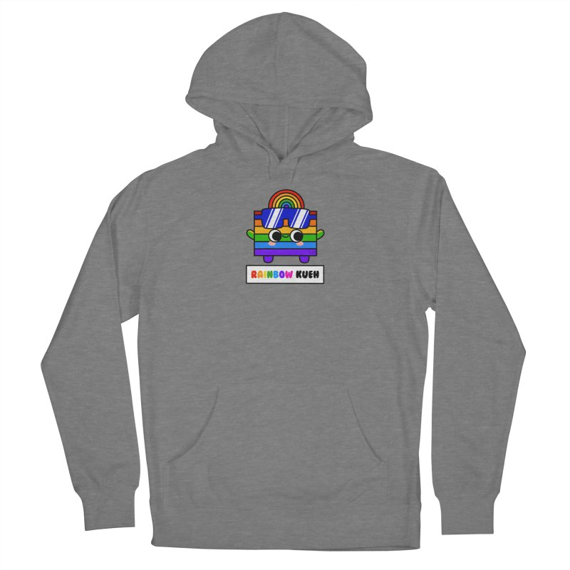 Rainbow Kueh (By Singaporeans For Singaporeans) Women's Pullover Hoody by Laugh And Belly's Merch