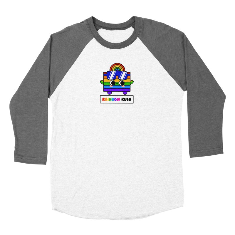 Rainbow Kueh (By Singaporeans For Singaporeans) Women's Longsleeve T-Shirt by Laugh And Belly's Merch