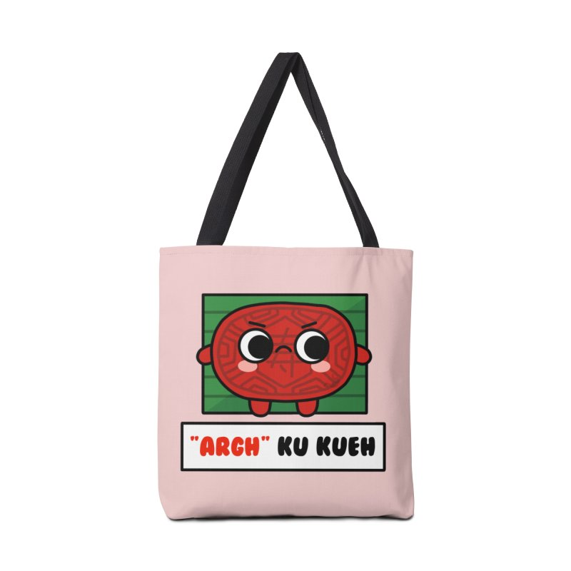 ARGH! Ku Kueh (By Singaporeans For Singaporeans) Accessories Bag by Laugh And Belly's Merch