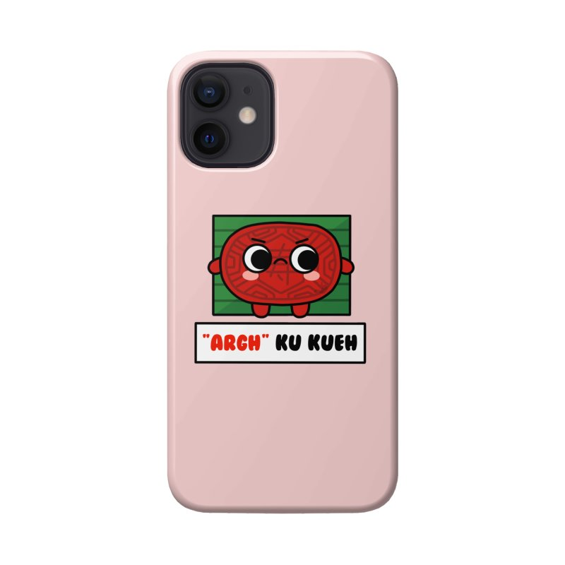 ARGH! Ku Kueh (By Singaporeans For Singaporeans) Accessories Phone Case by Laugh And Belly's Merch