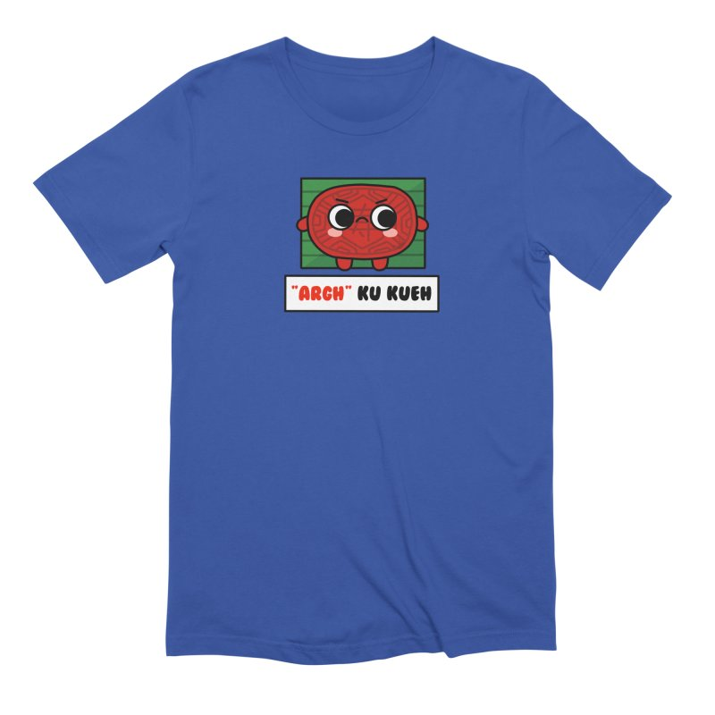ARGH! Ku Kueh (By Singaporeans For Singaporeans) Men's T-Shirt by Laugh And Belly's Merch