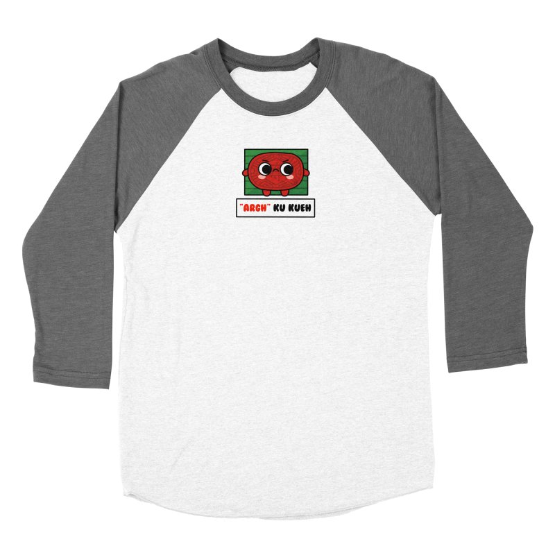 ARGH! Ku Kueh (By Singaporeans For Singaporeans) Women's Longsleeve T-Shirt by Laugh And Belly's Merch