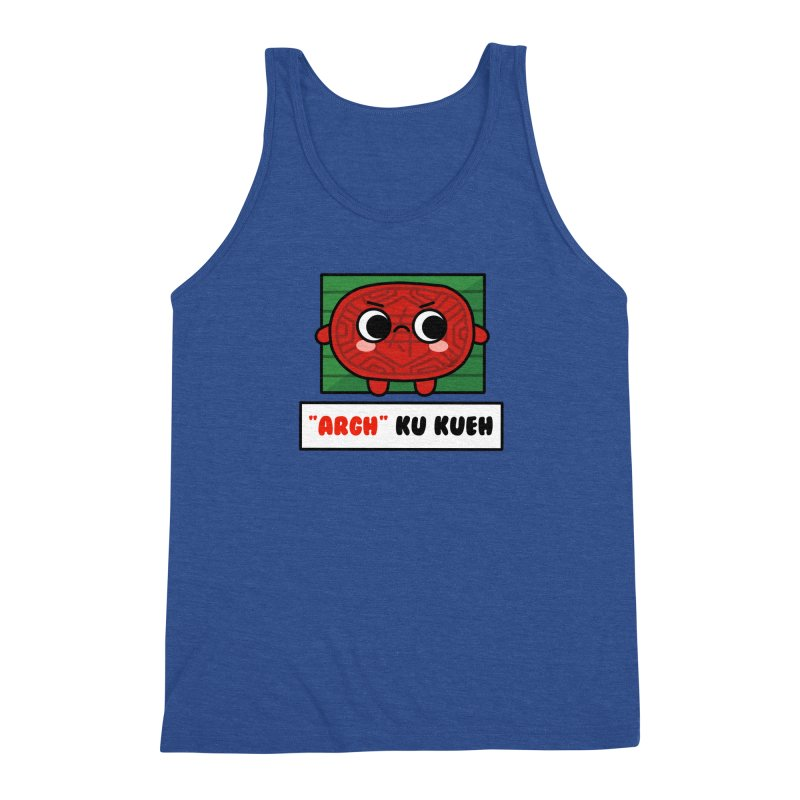 ARGH! Ku Kueh (By Singaporeans For Singaporeans) Men's Tank by Laugh And Belly's Merch