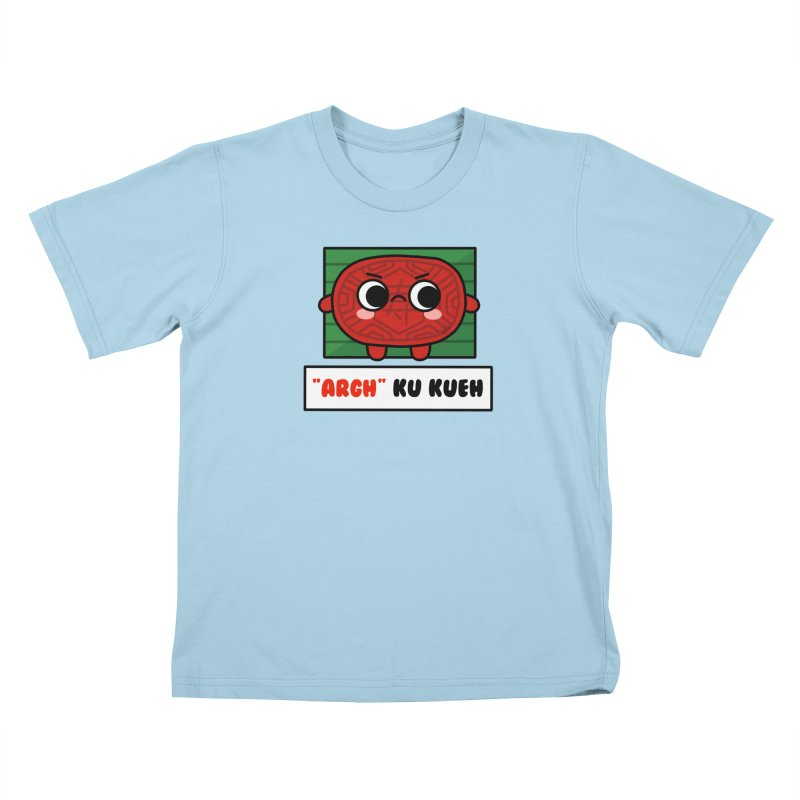 ARGH! Ku Kueh (By Singaporeans For Singaporeans) Kids T-Shirt by Laugh And Belly's Merch