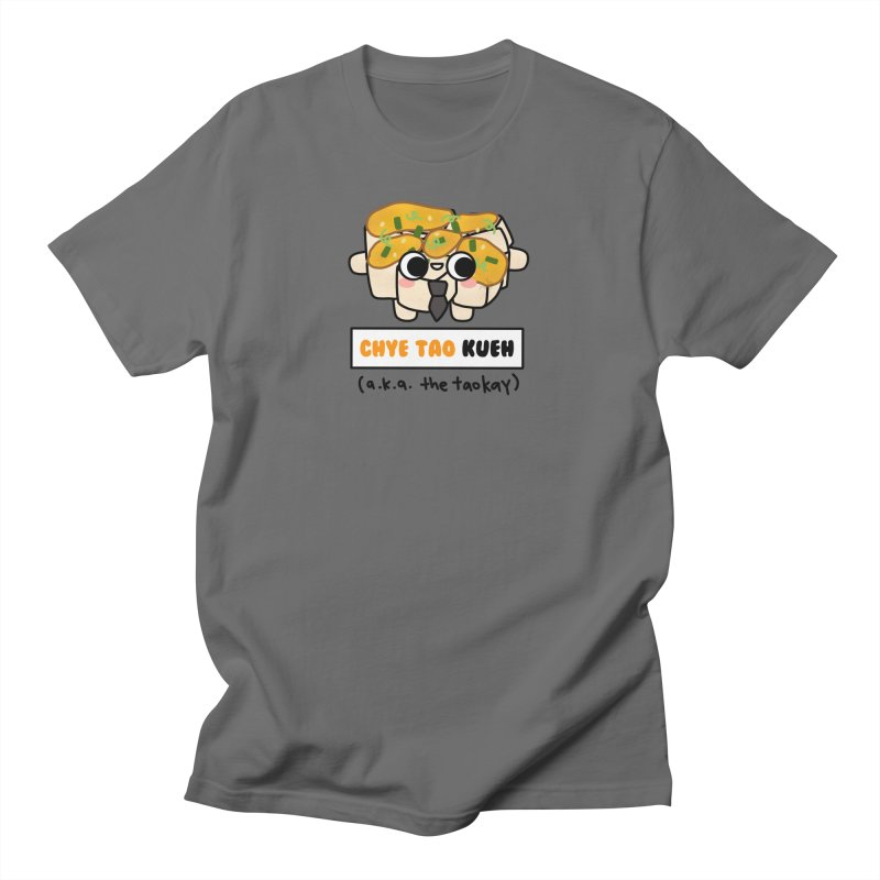 Chye Tao Kueh aka The Boss (By Singaporeans For Singaporeans) Men's T-Shirt by Laugh And Belly's Merch