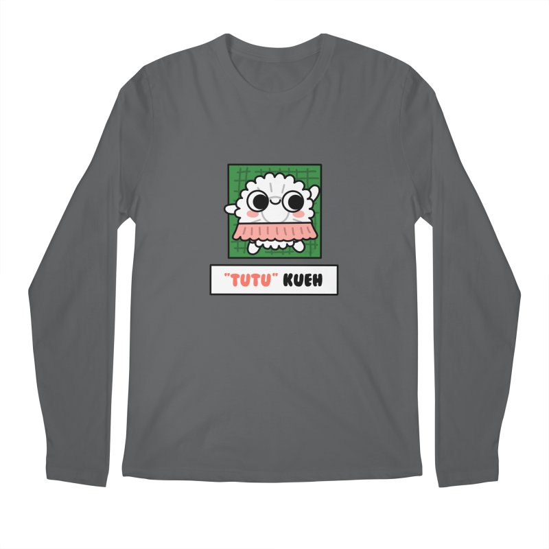 """""""Tutu"""" Kueh (By Singaporeans For Singaporeans) Men's Longsleeve T-Shirt by Laugh And Belly's Merch"""