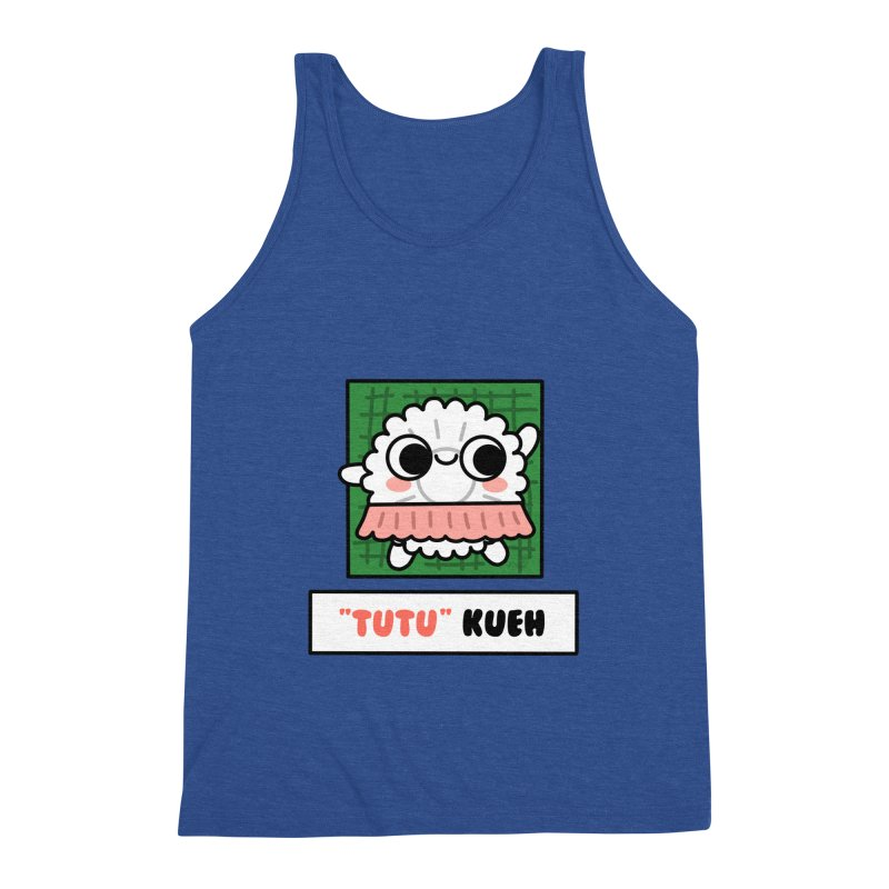 """""""Tutu"""" Kueh (By Singaporeans For Singaporeans) Men's Tank by Laugh And Belly's Merch"""