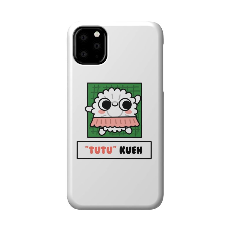 """Tutu"" Kueh (By Singaporeans For Singaporeans) Accessories Phone Case by Laugh And Belly's Merch"
