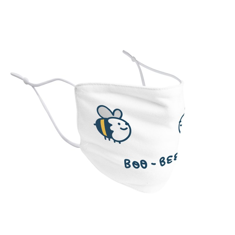 Boo-bees Accessories Face Mask by Laugh And Belly's Merch
