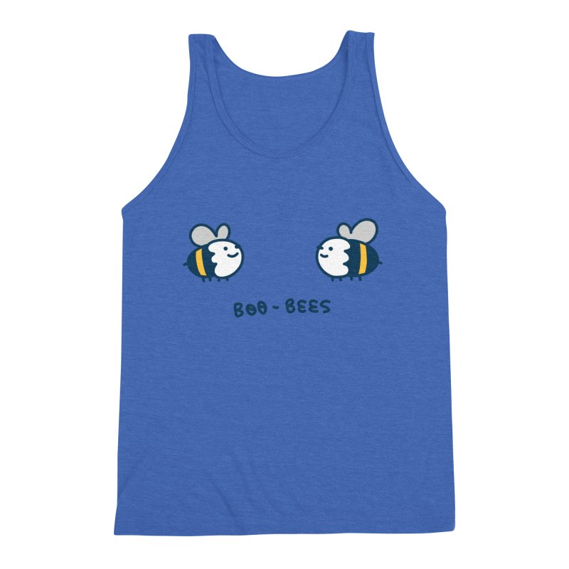 Boo-bees Men's Tank by Laugh And Belly's Merch