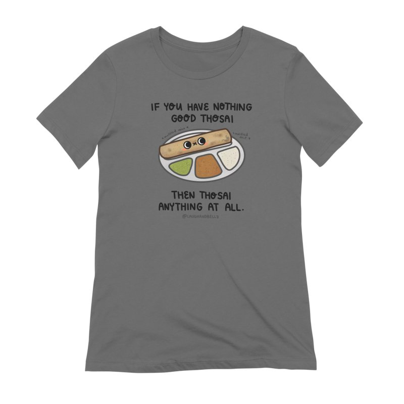 Women's None by Laugh And Belly's Merch