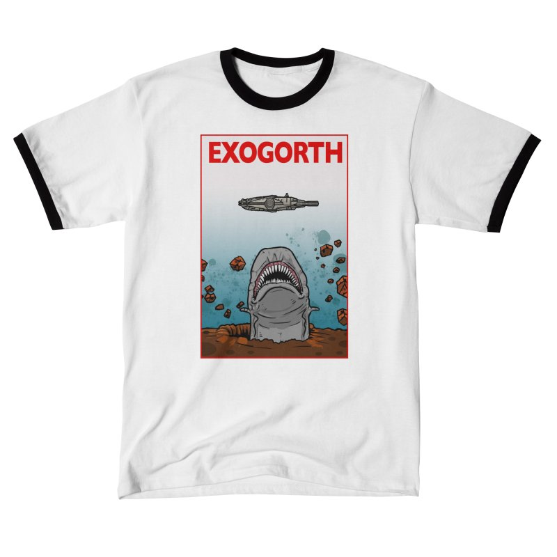 Exogorth Women's T-Shirt by The Launchpad Podcast