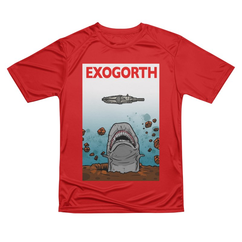 Exogorth Men's T-Shirt by The Launchpad Podcast
