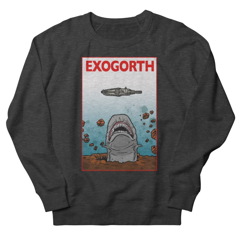 Exogorth Women's Sweatshirt by The Launchpad Podcast