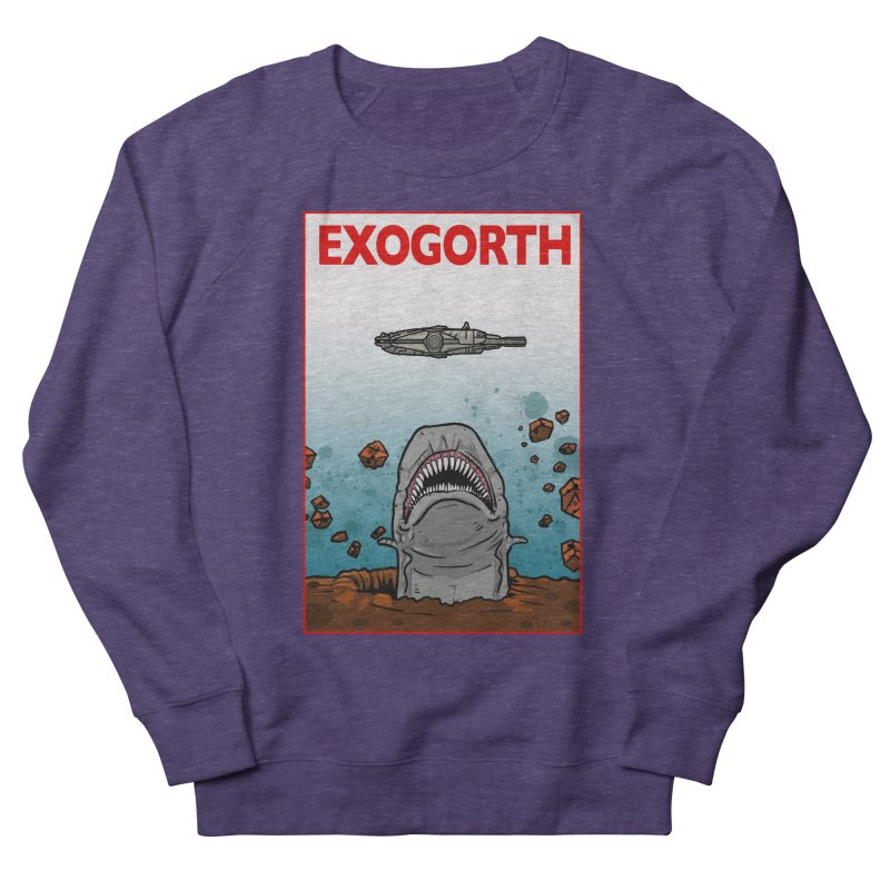Exogorth Men's Sweatshirt by The Launchpad Podcast