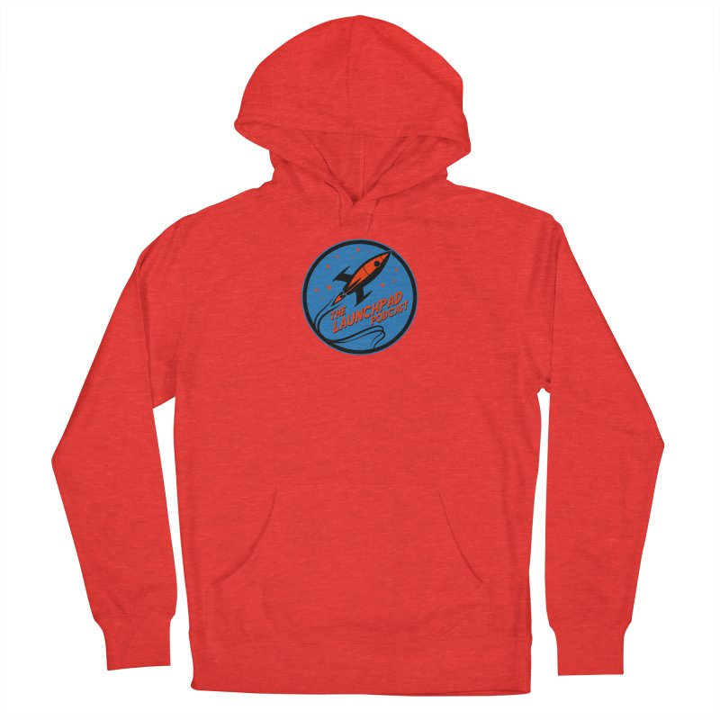 Launchpad Podcast Men's Pullover Hoody by The Launchpad Podcast