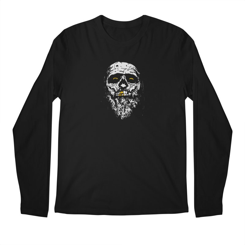 The Face Men's Longsleeve T-Shirt by The Launchpad Podcast