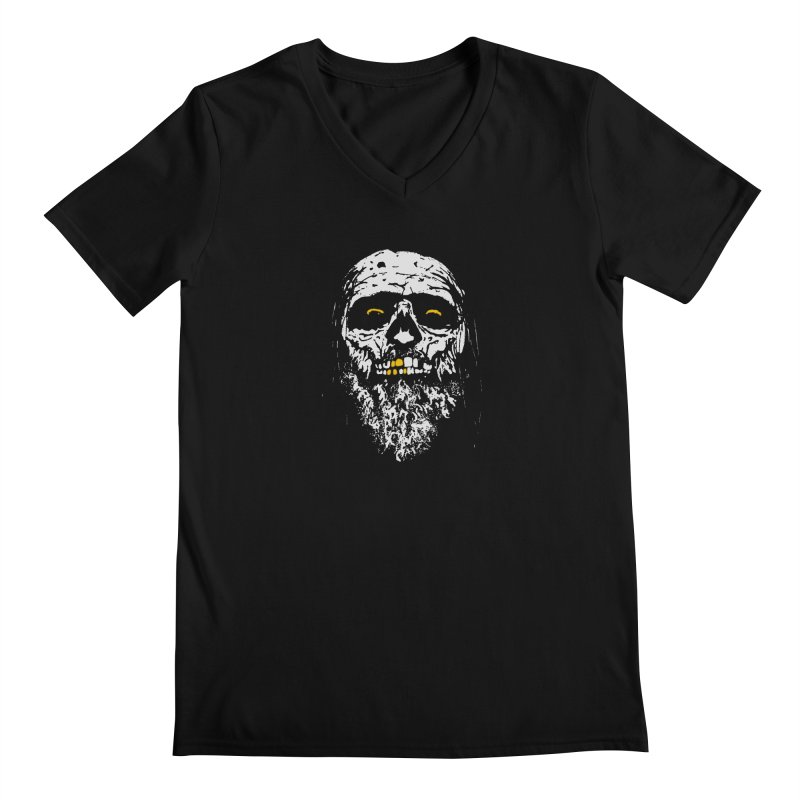 The Face Men's V-Neck by The Launchpad Podcast