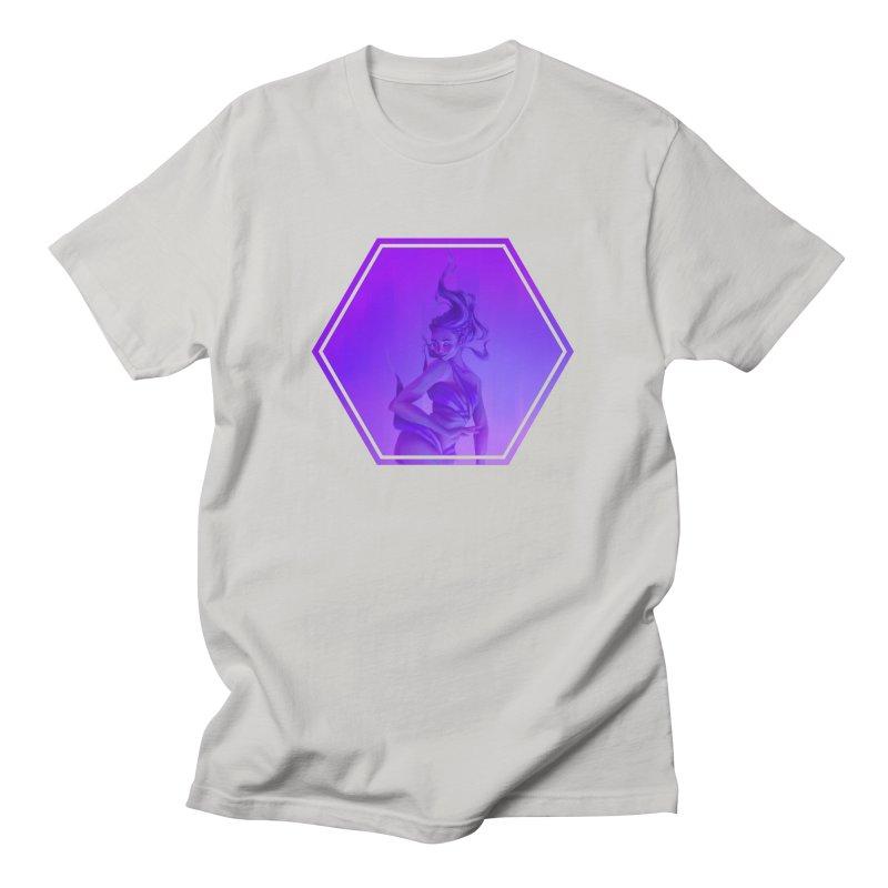 Soft Regular-fit & Men's T-Shirt by Laura Faraci Graphics