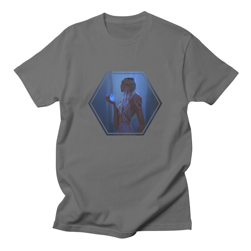 Amulet Regular-fit & Men's T-Shirt by Laura Faraci Graphics