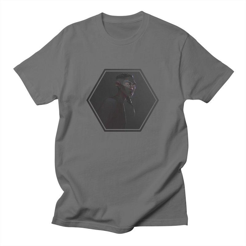 Light Beam Regular-fit & Men's T-Shirt by Laura Faraci Graphics