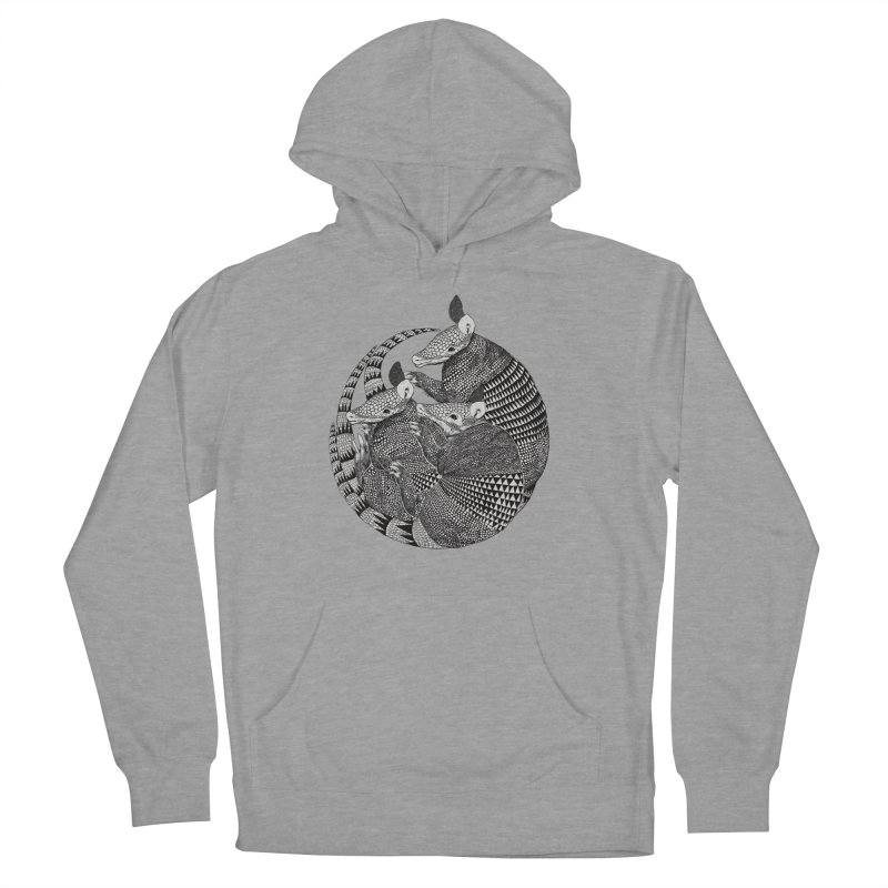 Armadillo Women's Pullover Hoody by lauragraves's Artist Shop