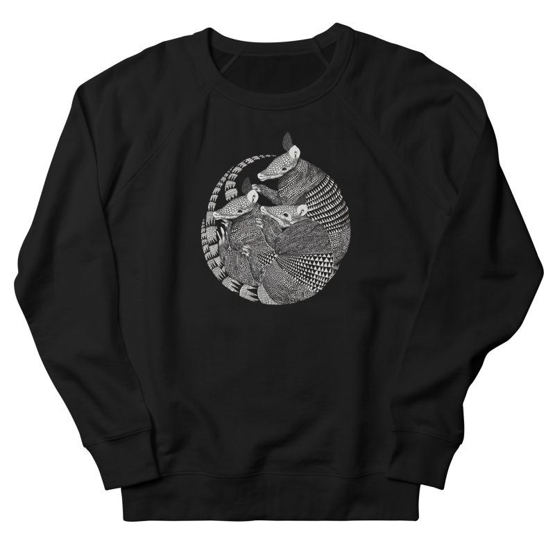 Armadillo Women's Sweatshirt by lauragraves's Artist Shop