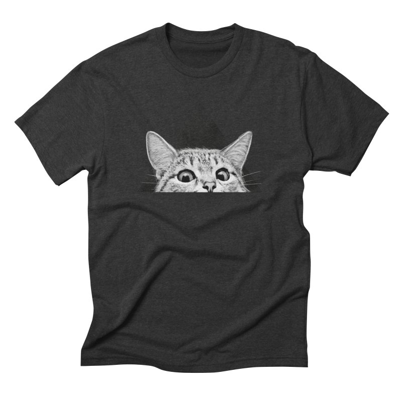 Are You Asleep Yet? Men's Triblend T-Shirt by lauragraves's Artist Shop