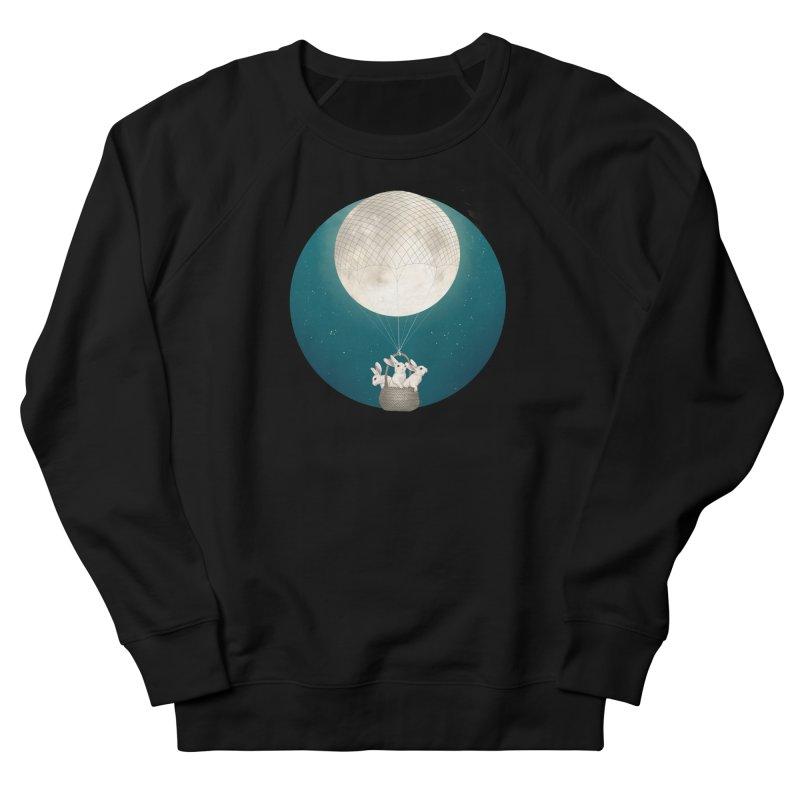 Moon Bunnies Women's Sweatshirt by lauragraves's Artist Shop