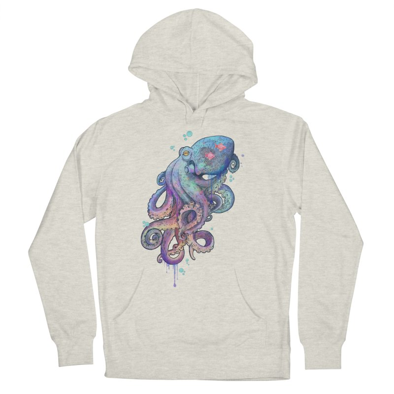 Octopus Men's Pullover Hoody by lauragraves's Artist Shop