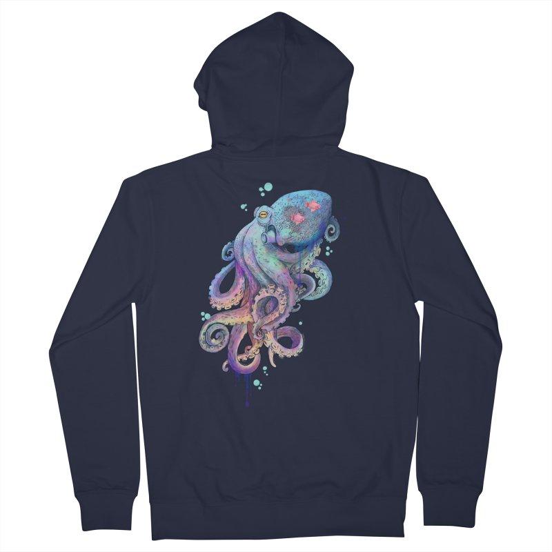 Octopus Women's Zip-Up Hoody by lauragraves's Artist Shop