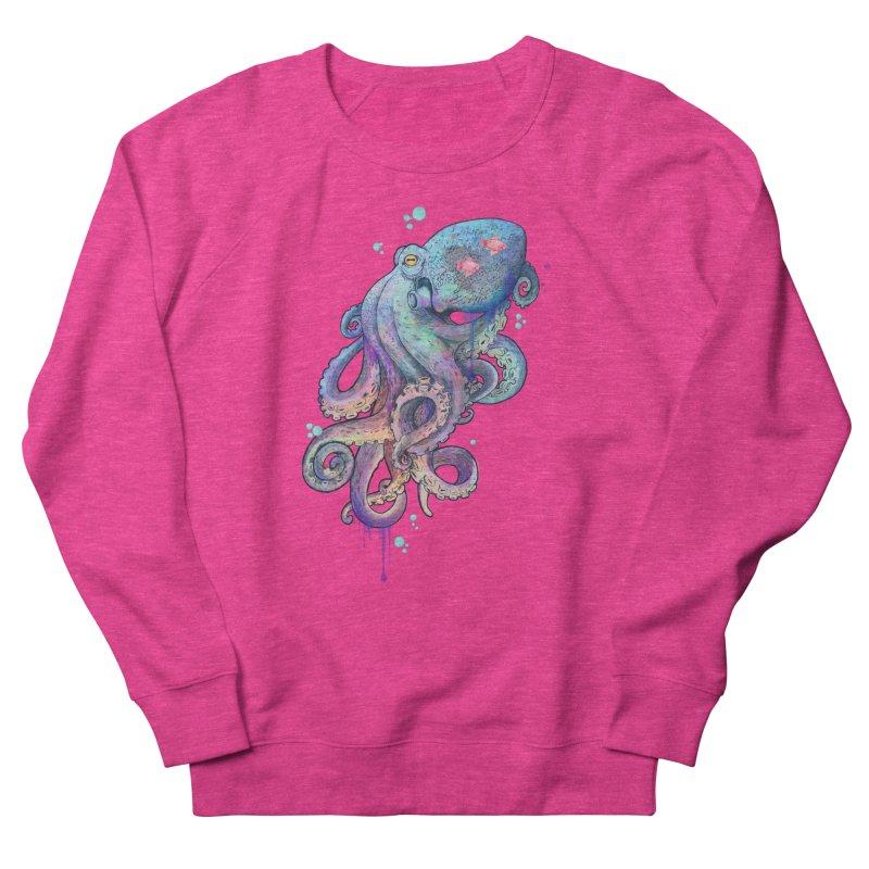 Octopus Men's Sweatshirt by lauragraves's Artist Shop