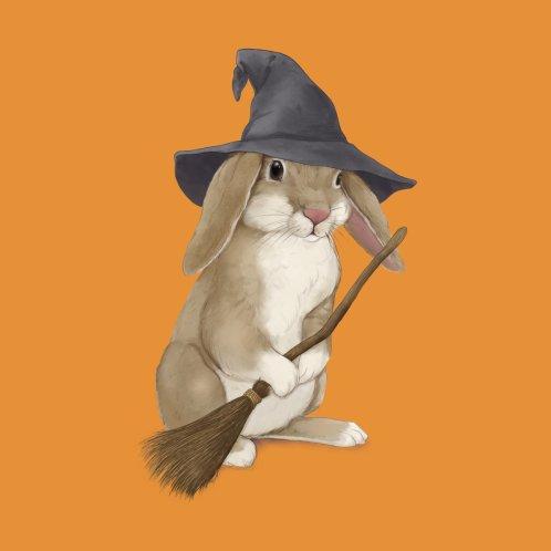 Design for Hoppy Halloween Witch Bunny