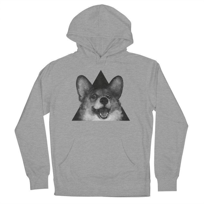 sausage fox Women's Pullover Hoody by lauragraves's Artist Shop