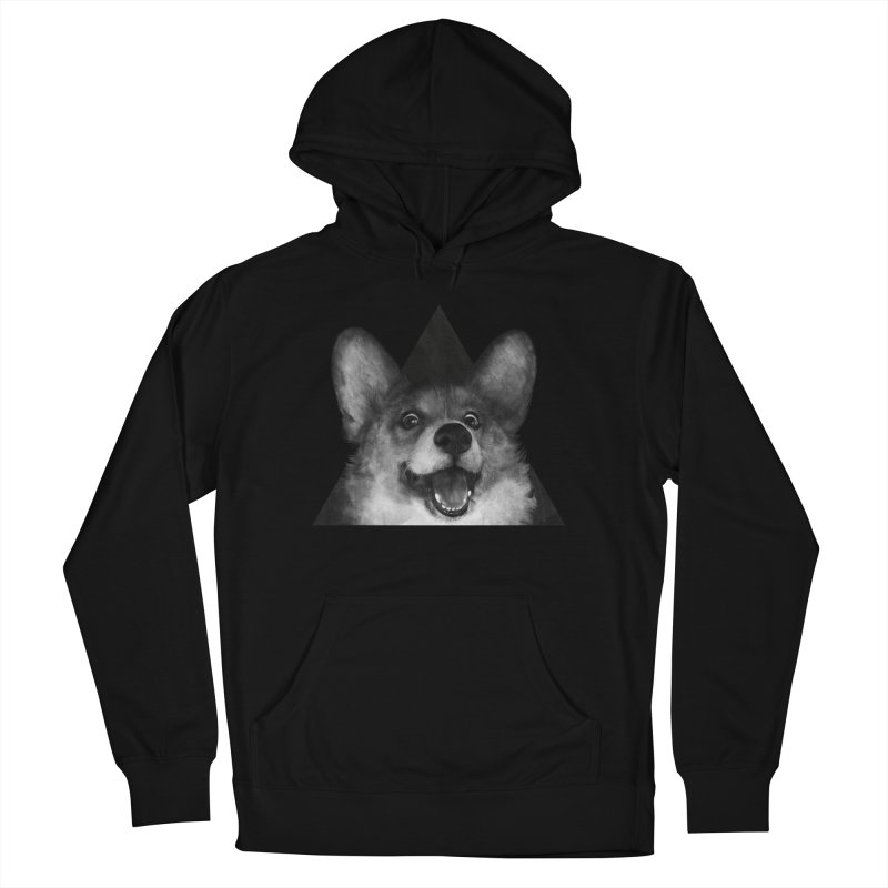 sausage fox Men's Pullover Hoody by lauragraves's Artist Shop