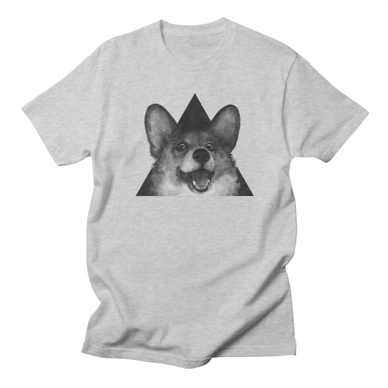 sausage fox Men's T-Shirt by lauragraves's Artist Shop