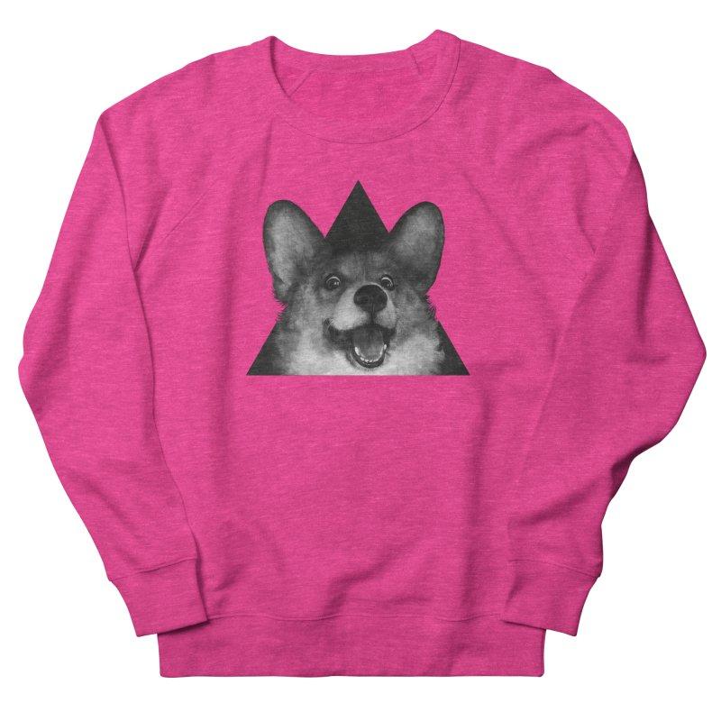sausage fox Men's Sweatshirt by lauragraves's Artist Shop
