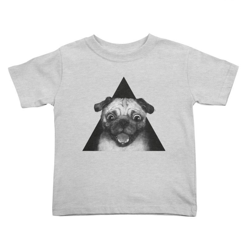 pug life Kids Toddler T-Shirt by lauragraves's Artist Shop