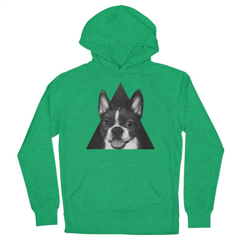 boston terrier Women's Pullover Hoody by lauragraves's Artist Shop