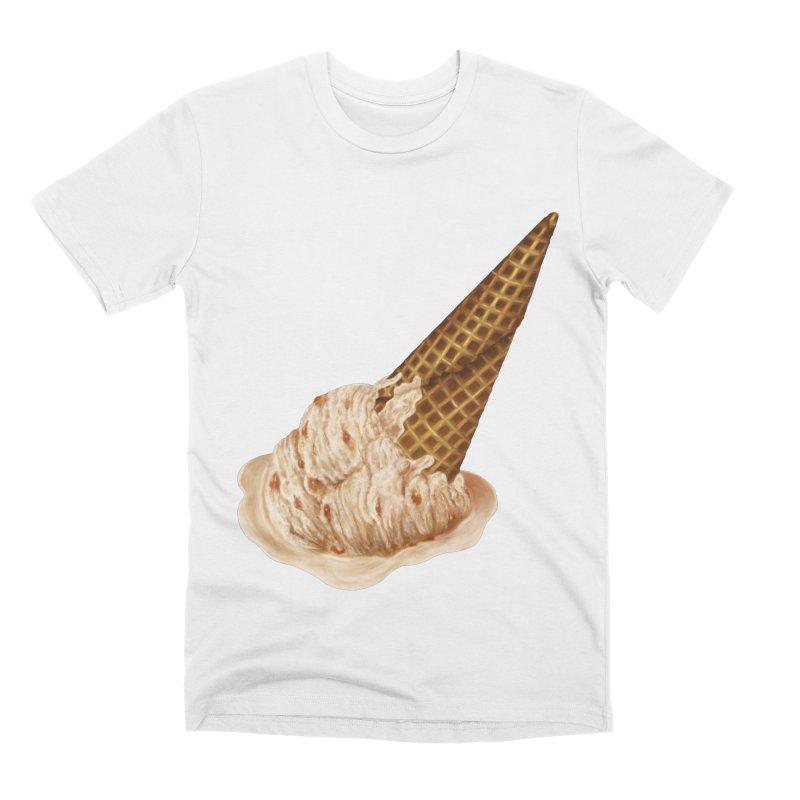 Summer Bummer Men's T-Shirt by Laura OConnor