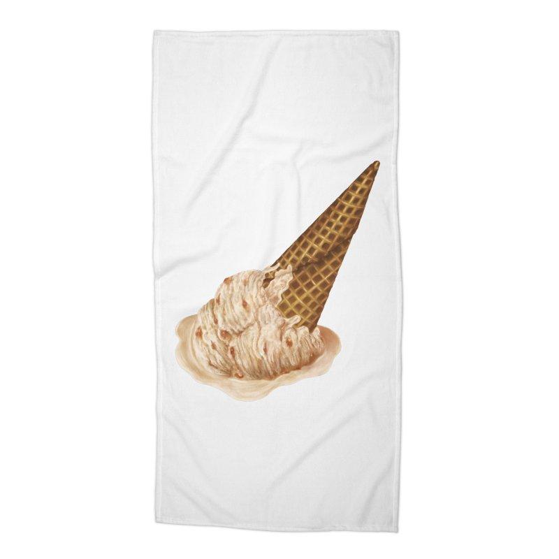 Summer Bummer Accessories Beach Towel by Laura OConnor