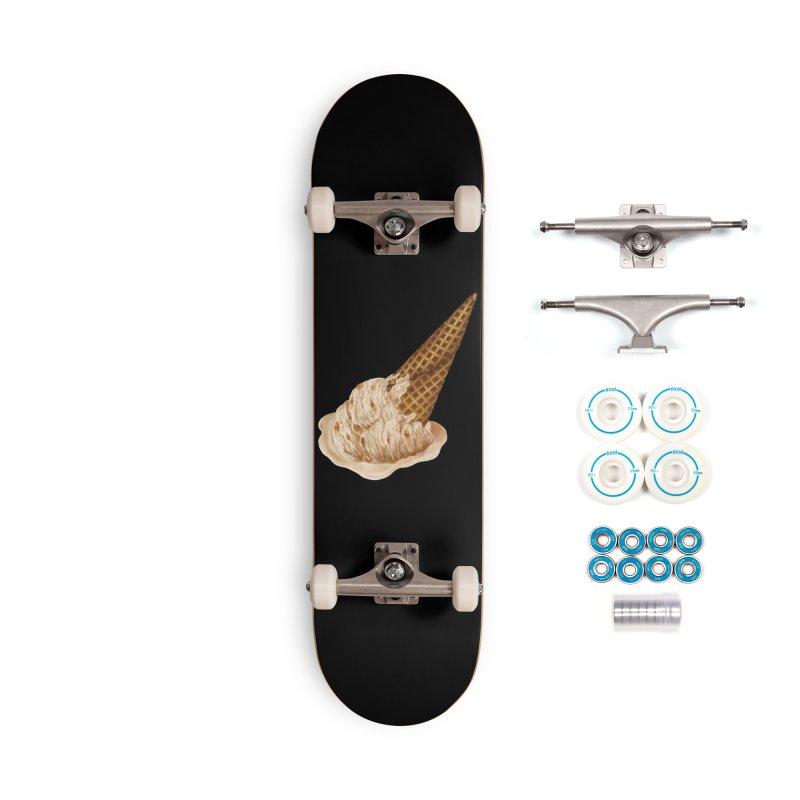 Summer Bummer Accessories Skateboard by Laura OConnor