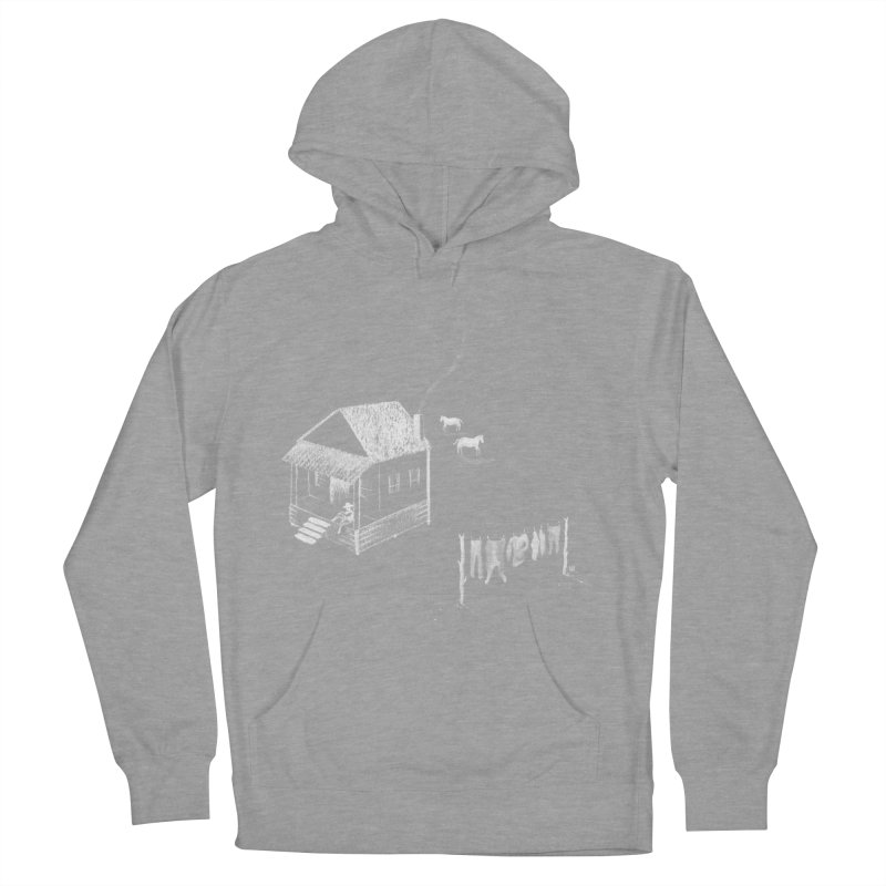 A Moment (White) Men's Pullover Hoody by Laura OConnor's Artist Shop