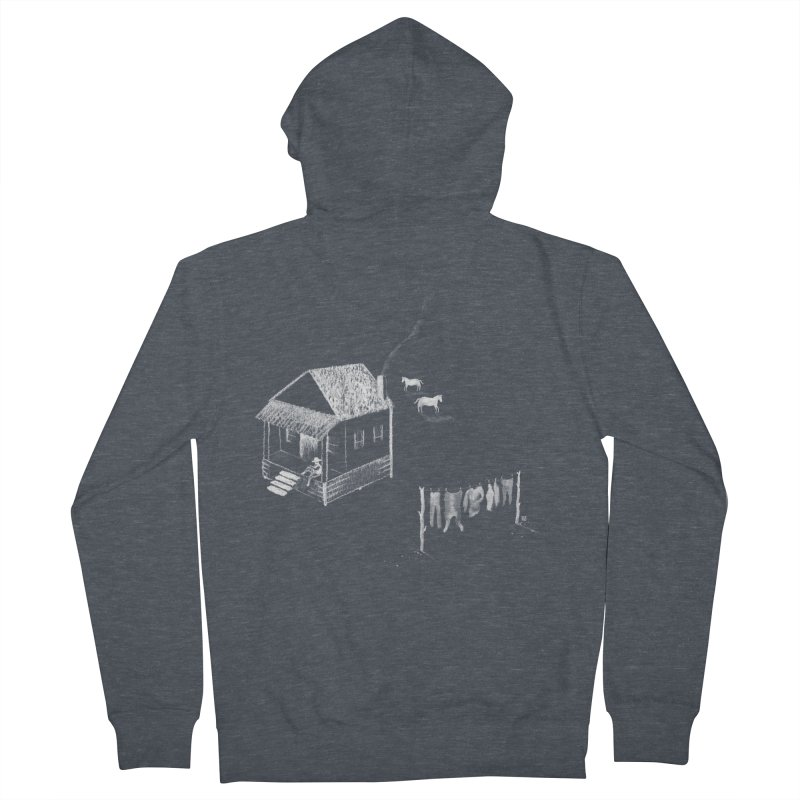 A Moment (White) Women's Zip-Up Hoody by Laura OConnor's Artist Shop