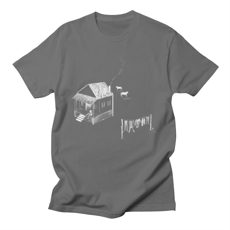 A Moment (White) Men's T-Shirt by Laura OConnor's Artist Shop