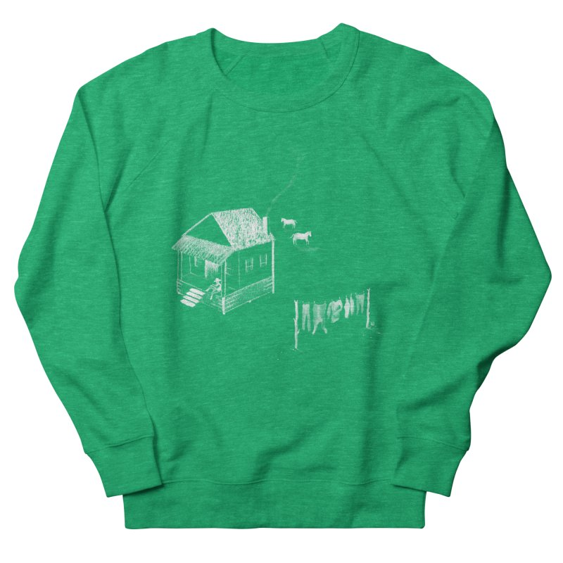 A Moment (White) Women's Sweatshirt by Laura OConnor's Artist Shop