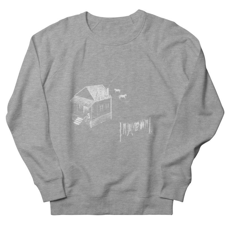 A Moment (White) Men's Sweatshirt by Laura OConnor's Artist Shop