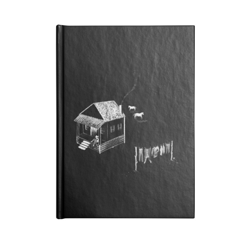 A Moment (White) Accessories Notebook by Laura OConnor's Artist Shop