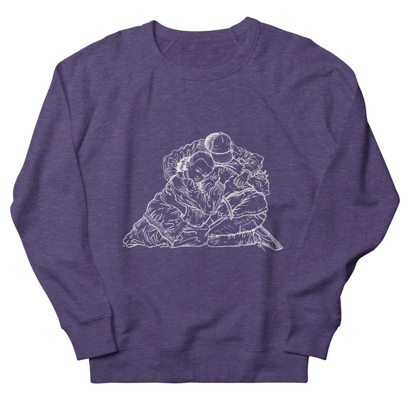 Stranger Things (White) Men's Sweatshirt by Laura OConnor's Artist Shop