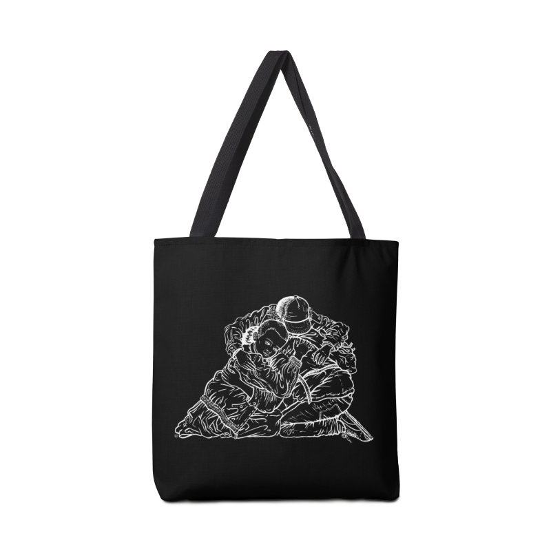 Stranger Things (White) Accessories Bag by Laura OConnor's Artist Shop